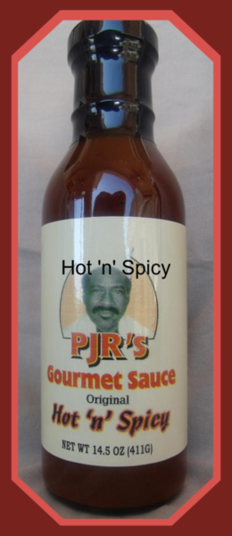 Welcome To Pjr S Bbq Amp Catering Services Gourmet Sauce